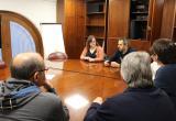 Reunió OAC Ajuntament de Calafell