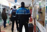 Dispositiu policial conjunt d'inspecció de locals