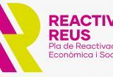 Logo Pla de Reactivació Econòmica i Sicial de Reus