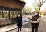 Presentació laberint infantil parc de Sant Jordi