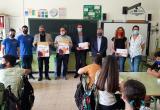 Foto de grup de la presentació Reus és comerç