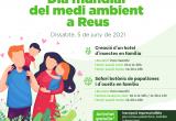 Cartell activitats Dia Mundial Medi Ambient