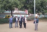 Programa de proximitat als barris, visita barri del Carme