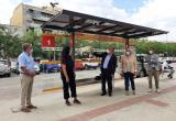 Visita nova parada Reus Centre- Passeig