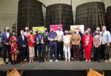 Foto de grup dels Premis Vinari 2021