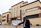 Carles Prats explica el projecte del GastroMercat al Mercat Central