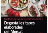 Cartell de la nova edició del «Menja't el Mercat»