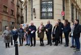 Parlaments de la descoberta del bust d'Eduard Toda