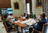 L'Ajuntament de Reus concedeix una menció honorífica municipal a Bartolomé Pluma