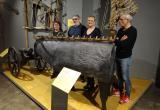 Presentació de la restauració del Bou de Foc
