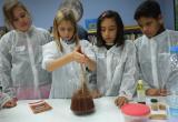 Imatge del taller La Ciència de la Xocolata