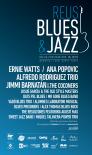 Cartell del Festival Reus Blues & Jazz
