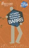 Cartell Capital de la Cultura Catalana als barris