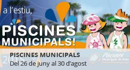 Accedeix a Piscines municipals