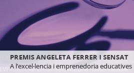 Accedeix a Premis Angeleta Ferrer i Sensat