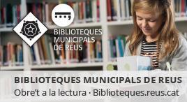 Accedeix a Biblioteques.reus.cat