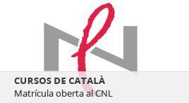 Accedeix a Cursos al CNL