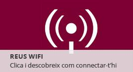 Accedeix a Reus Wifi