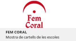 Accedeix a Fem Coral