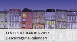 Accedeix a Festes de Barris 2017