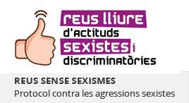 Accedeix a Reus sense sexismes