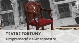 Accedeix a 4t trimestre al Teatre Fortuny