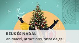 Accedeix a Reus és Nadal 2018
