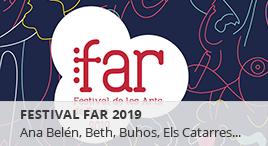 Accedeix a Festival FAR 2019