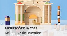 Accedeix a Misericòrdia 2019