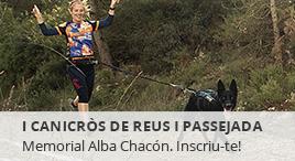 Accedeix a Inscripcions Memorial Alba Chacón