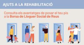 Accedeix a Ajuts a la rehabilitació