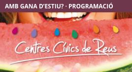 Accedeix a Centres Cívics de Reus. Estiu 2020