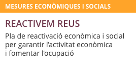 Accedeix a Pla de reactivació econòmica