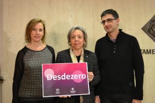 El projecte Desdezero prepara un espectacle a partir de l'experiència d'aprendre català