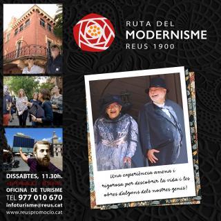 Imatge Ruta del Modernisme Reus