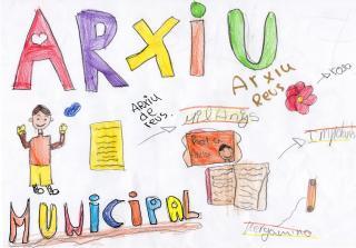 Dibuix alumnes Rosa Sensat