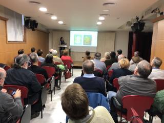 Conferència LLibres del Comú