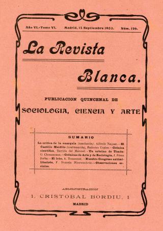 La Revista Blanca