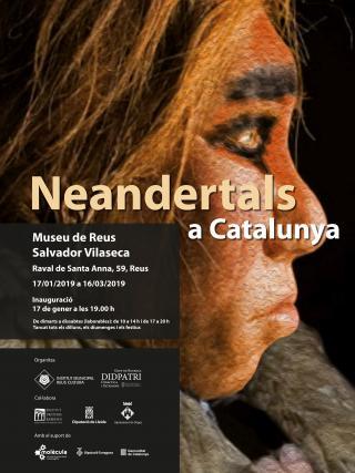 Cartell de la nova exposició al Museu de Reus