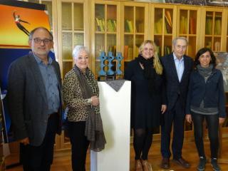 Presentació del Premi Internacional de Dansa Roseta Mauri