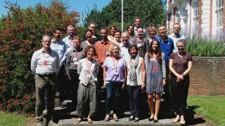 Foto de la trobada europea a Exeter