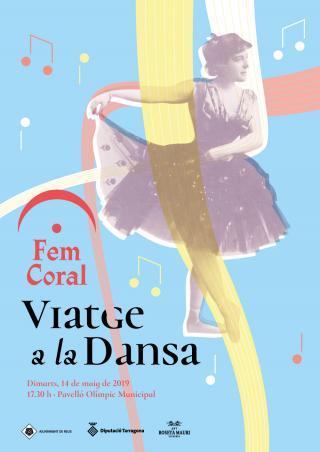Cartell Fem Coral Reus 2019