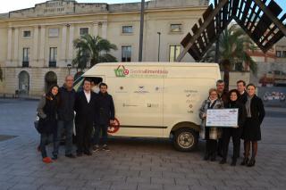 Cargill col·labora amb el programa de recuperació i distribució d'aliments frescos
