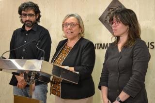 Foto de la roda de premsa