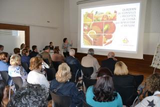 Presentació del Quadern de gestió alimentària