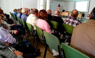 Foto de la sessió