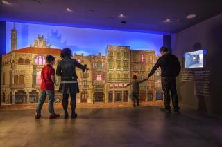 La visita al Gaudí Centre serà gratuïta el dia 13 de 10:00 h a 14:00 h amb motiu de les Jornades Europees del Patrimoni