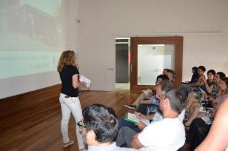 Reunió del projecte A-porta