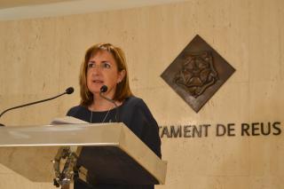 Mari Luz Caballero, regidora d'Hisenda