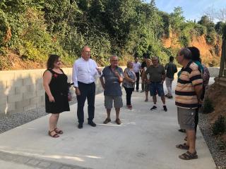 Visita Barranc de l'Escorial